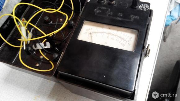 Мегаомметр М4100/3. Фото 3.