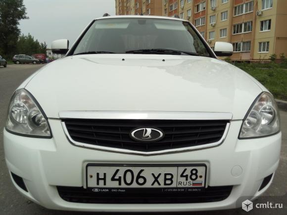 ВАЗ (Lada) Приора - 2012 г. в.. Фото 1.