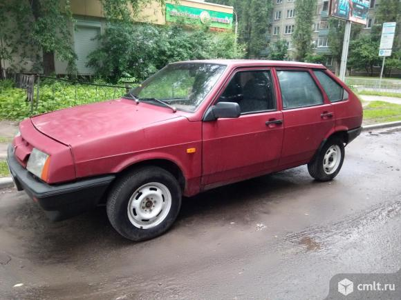ВАЗ (Lada) 2109 - 1987 г. в.. Фото 1.