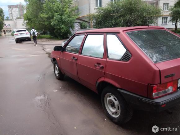 ВАЗ (Lada) 2109 - 1987 г. в.. Фото 10.