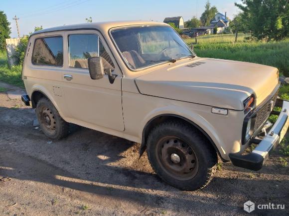 ВАЗ (Lada) 2121-Нива - 1995 г. в.. Фото 1.