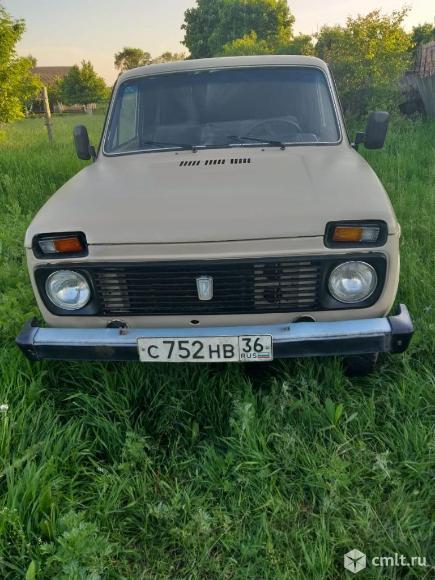 ВАЗ (Lada) 2121-Нива - 1995 г. в.. Фото 9.