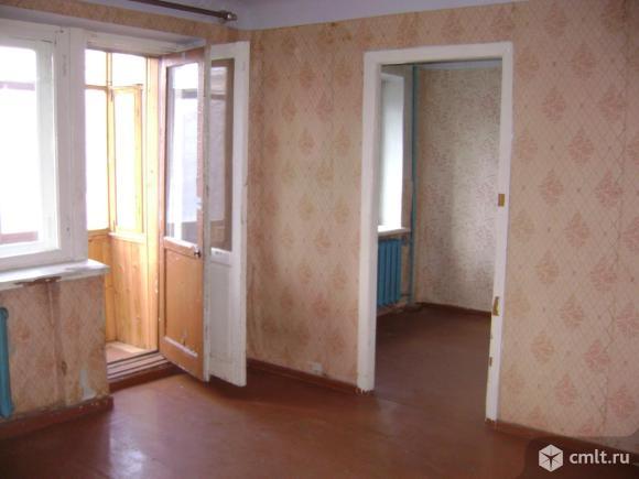 3-комнатная квартира 55,8 кв.м. Фото 1.