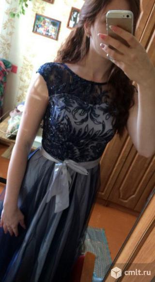 Выпускное вечернее платье. Фото 2.