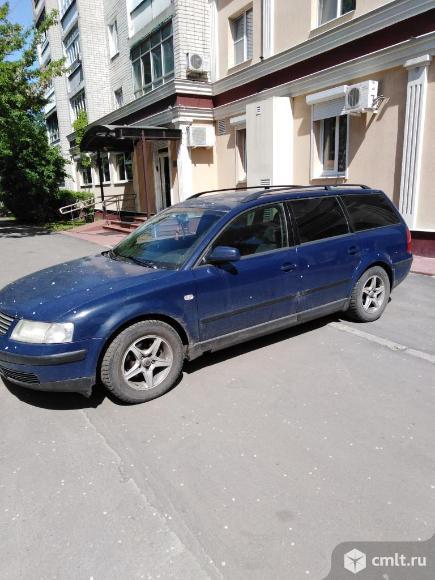 Volkswagen В5 - 1999 г. в.. Фото 1.