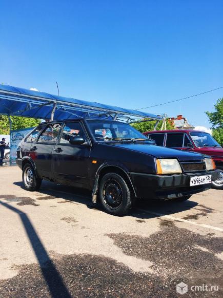 ВАЗ (Lada) 21093 - 2002 г. в.. Фото 1.