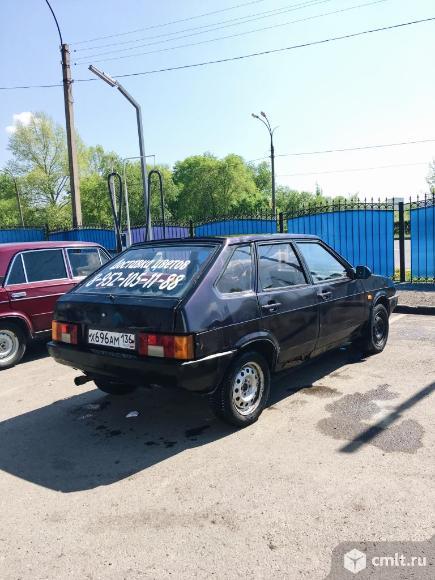 ВАЗ (Lada) 21093 - 2002 г. в.. Фото 8.