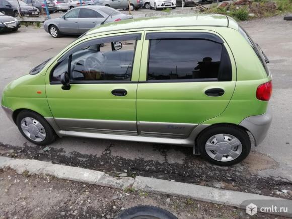 Daewoo матиз - 2007 г. в.. Фото 1.