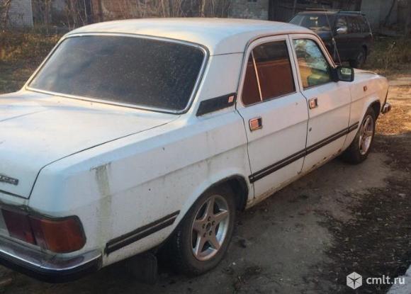 ГАЗ 3102-Волга - 2001 г. в.. Фото 1.