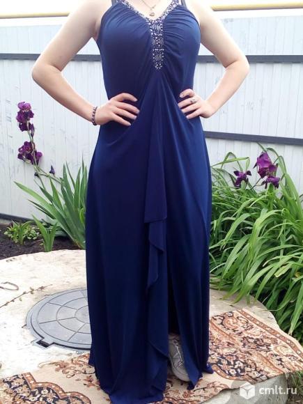 Вечернее платье. Фото 1.