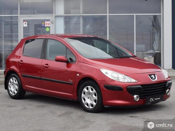 Peugeot 307 - 2006 г. в.. Фото 1.