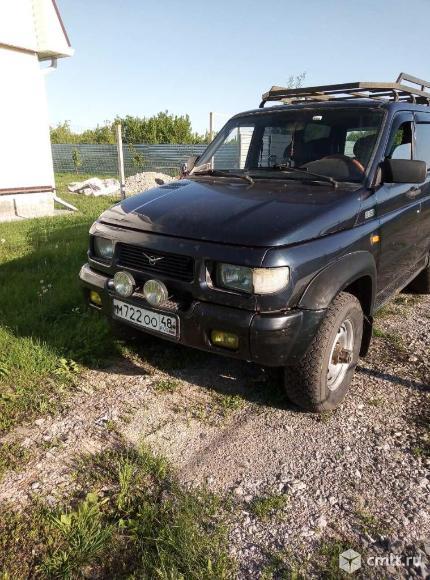 УАЗ 31622 - 2004 г. в.. Фото 1.