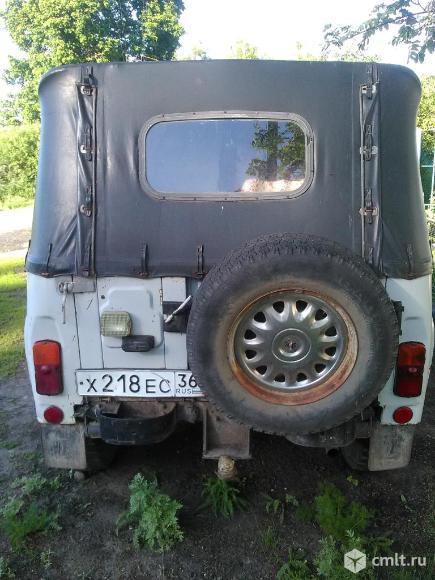 УАЗ 3151 - 1998 г. в.. Фото 1.