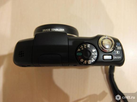 Фотоаппарат цифровой Canon PowerShot SX110 IS. Фото 4.