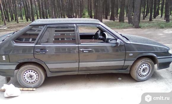 ВАЗ (Lada) 2114 - 2006 г. в.. Фото 1.