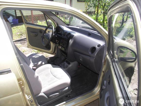 Daewoo Matiz - 2010 г. в.. Фото 12.
