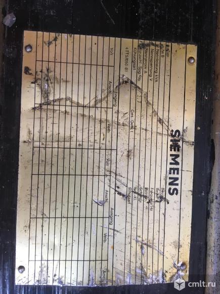 Трансформаторы SIEMENS. Фото 7.