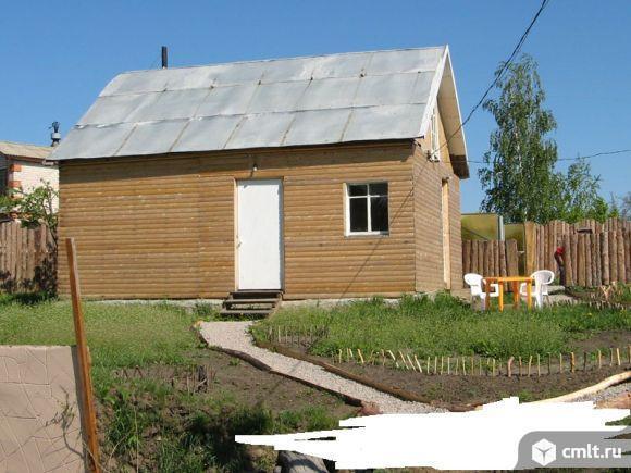 Новоусманский район, Волна-Шепелиновка. Дом, 40 кв.м. Фото 1.