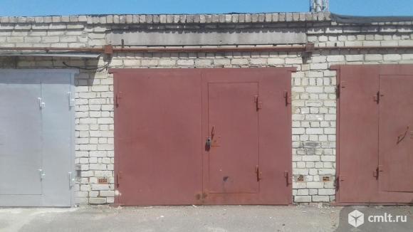 Капитальный гараж 21 кв. м Прогресс. Фото 1.