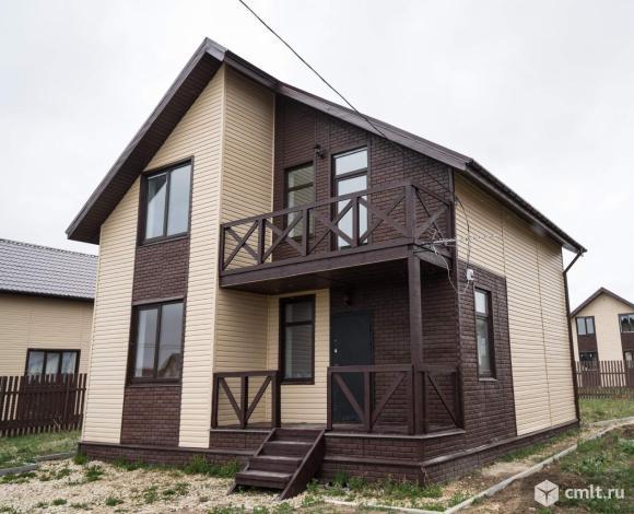 Продается: дом 138 м2 на участке 6 сот.. Фото 1.