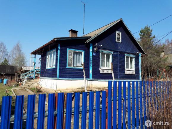 Продается: дом 72 м2 на участке 10 сот.. Фото 1.