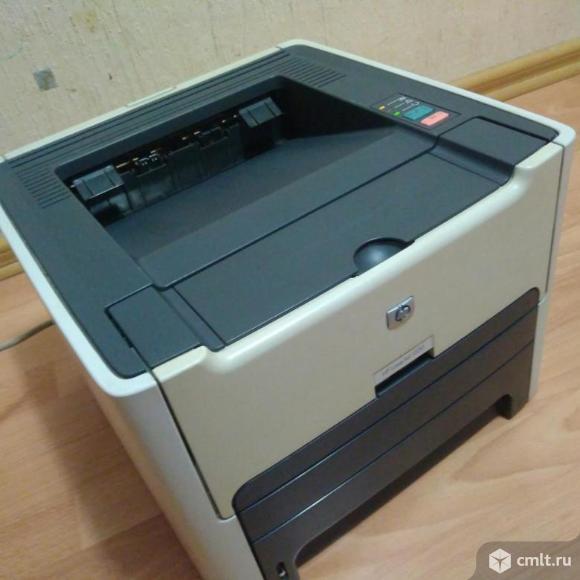 Принтер лазерный HP 1320 двухсторонняя печать. Фото 1.