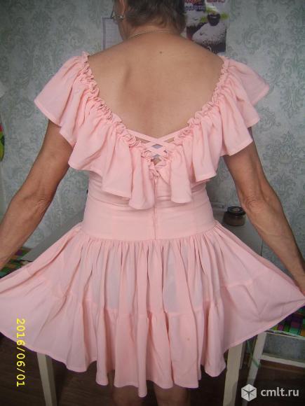 Продаю платье новое летнее. Фото 2.