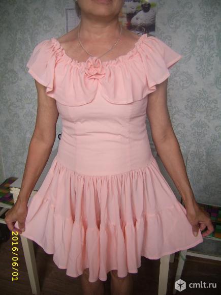 Продаю платье новое летнее. Фото 1.