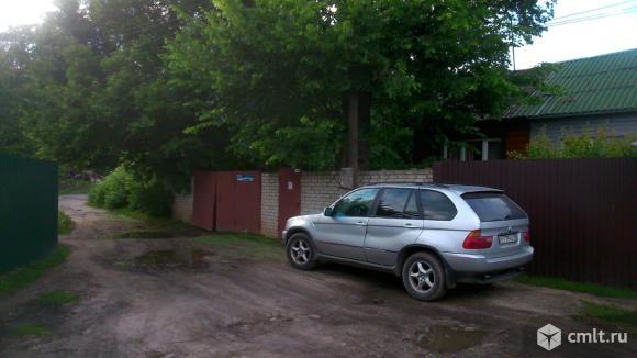 Пол дома отдельный вход и вьезд. Фото 1.
