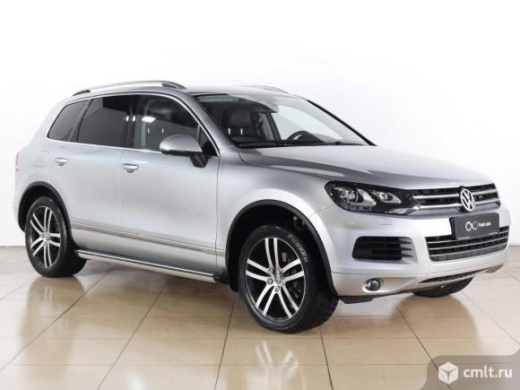 Volkswagen Touareg - 2013 г. в.. Фото 1.