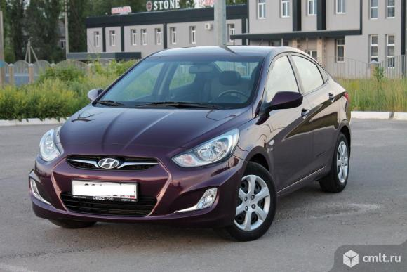 Hyundai Solaris - 2011 г. в.. Фото 1.