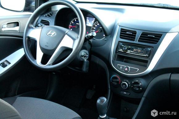 Hyundai Solaris - 2011 г. в.. Фото 17.