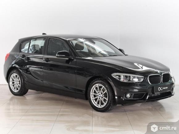 BMW 1 серия - 2018 г. в.. Фото 1.