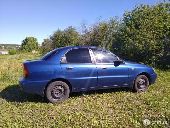 Chevrolet Lanos - 2008 г. в.. Фото 1.