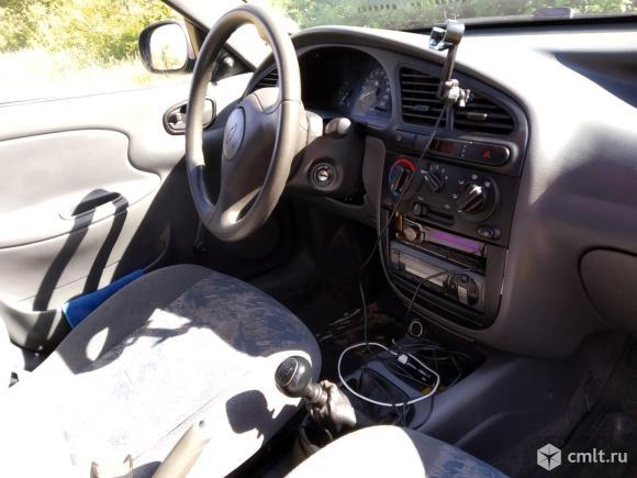 Chevrolet Lanos - 2008 г. в.. Фото 11.
