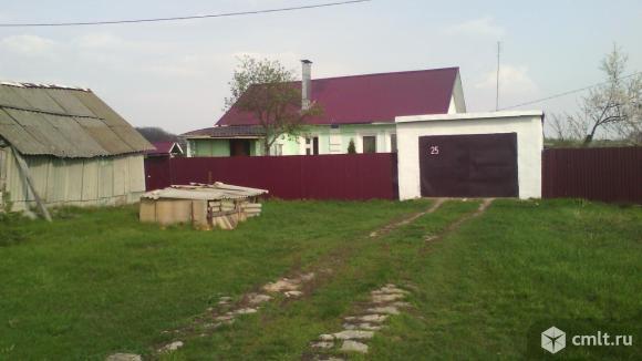 Дом 60 кв.м. Фото 1.