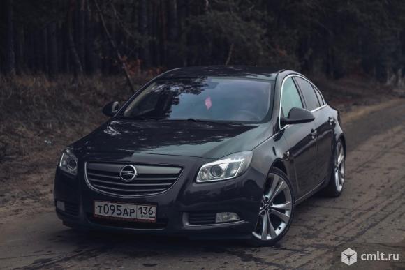 Opel Insignia - 2012 г. в.. Фото 10.