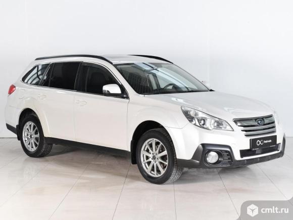 Subaru Outback - 2012 г. в.. Фото 1.