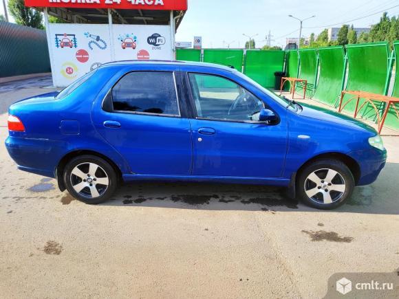 Fiat Albea - 2007 г. в.. Фото 1.
