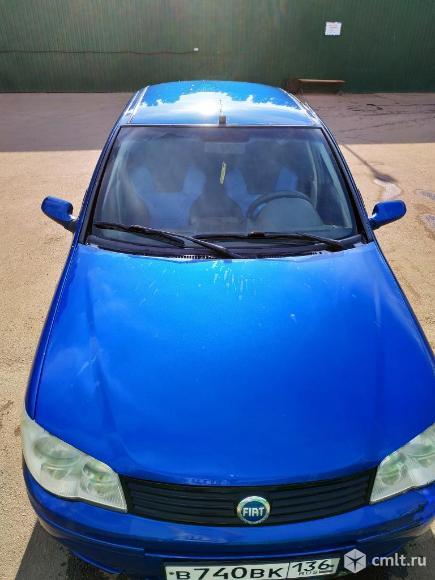Fiat Albea - 2007 г. в.. Фото 9.