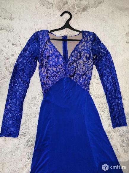 Нежное платье. Фото 1.