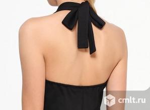 Продам новое чёрное платье Befree. Фото 3.