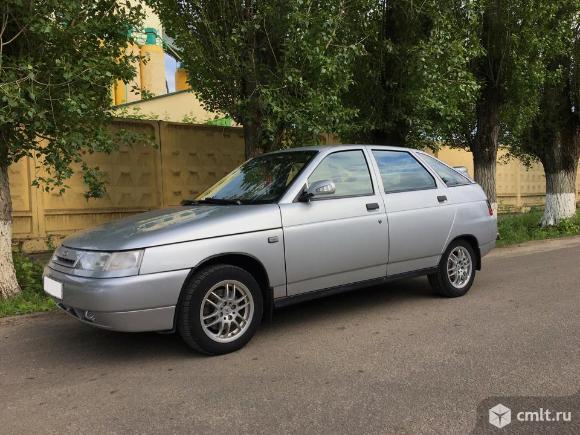 ВАЗ (Lada) 21124 - 2005 г. в.. Фото 1.