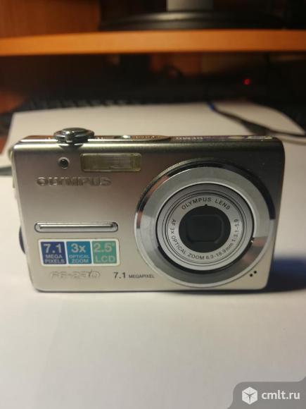 Фотоаппарат цифровой Olympus. Фото 3.