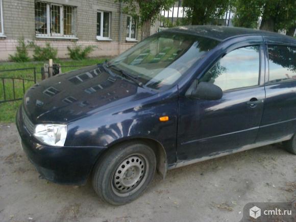 ВАЗ (Lada) Калина - 2008 г. в.. Фото 1.