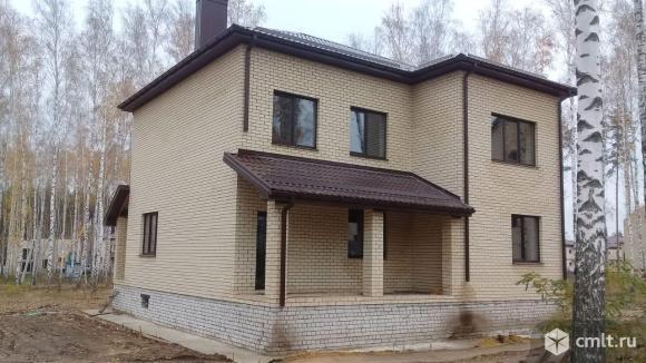 Рамонский район, Новоподклетное. Дом, 246 кв.м, 2 уровня. Фото 4.