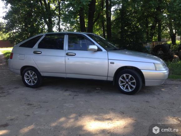 ВАЗ (Lada) 2112 - 2002 г. в.. Фото 1.