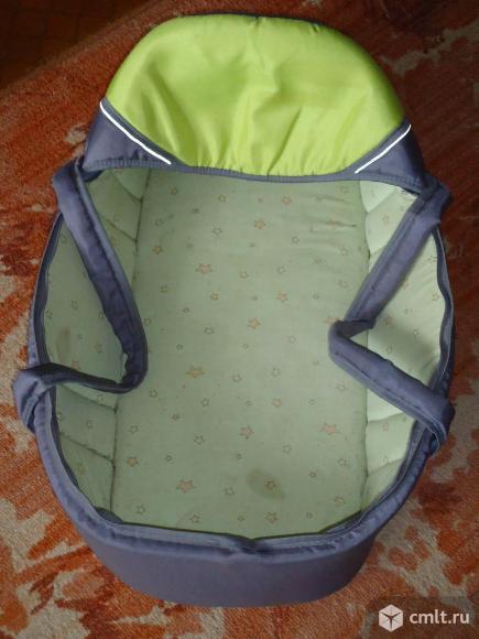 Сумка для переноски ребенка. Фото 1.