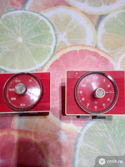 Продаю часы и таймер. Фото 1.