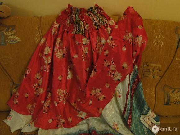Меняю юбку (Индия). Фото 1.
